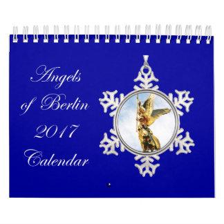 Angels of Berlin 2017 Calendar