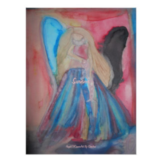 Angels Of Cancer Art By Christina cancer Posters