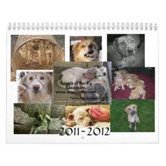 Angels of Fur Calendar 12m 6/11-5/12