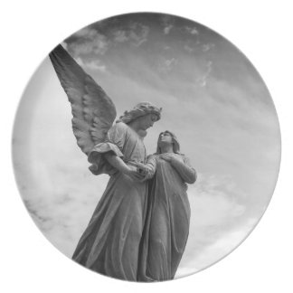 Angels of love plate