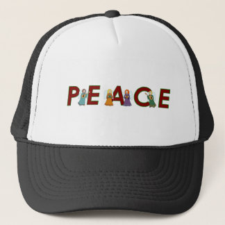 Angels of Peace Trucker Hat
