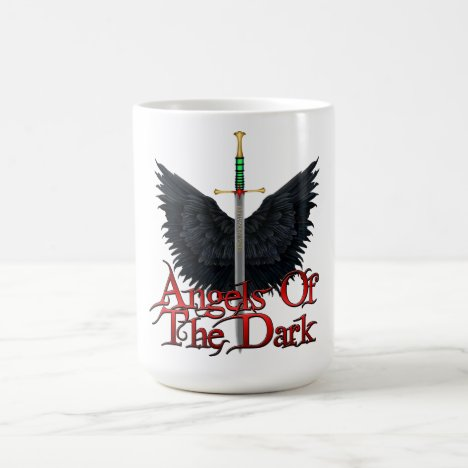Angels of the Dark logo Coffee Mug