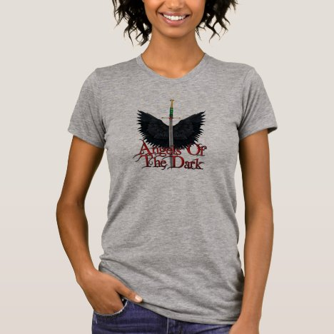 Angels of the Dark tee. T-Shirt