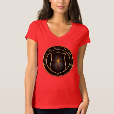 Angels of the Dark warriors. T-Shirt