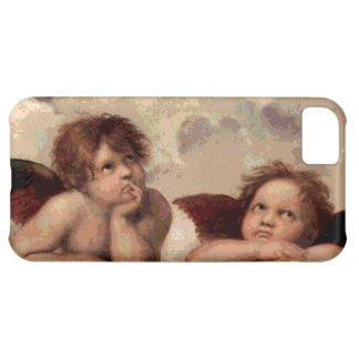 Angels of the Sistine Madonna by Raphael iPhone 5C Case