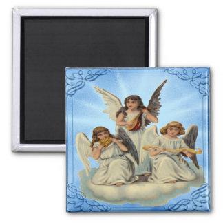 Angels On A Cloud Magnet