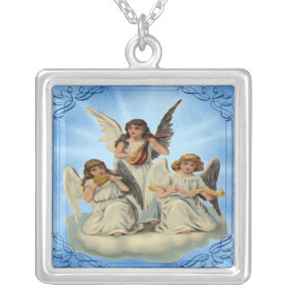 Angels On A Cloud Necklace