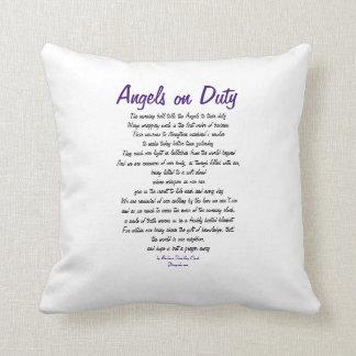 Angels on Duty - Pillow of Faith