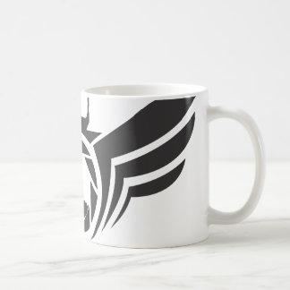 Angels on Earth photography logo Black.pdf Coffee Mug