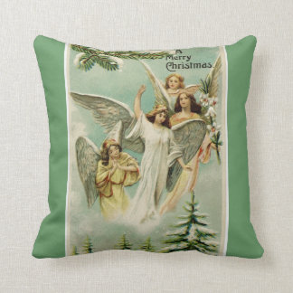 Angels on High Pillow