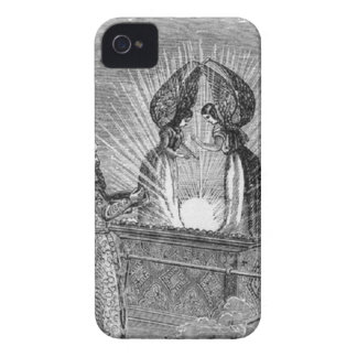 Angels over the Ark of the Covenant iPhone 4 Case-Mate Case