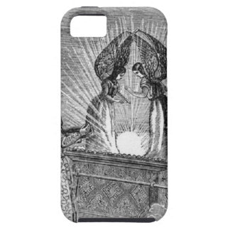 Angels over the Ark of the Covenant iPhone SE/5/5s Case