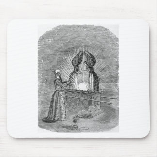 Angels over the Ark of the Covenant Mouse Pad