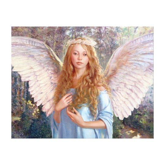 """Angel's Path""  Canvas Print"