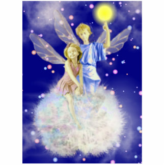 Angels Photo Sculpture
