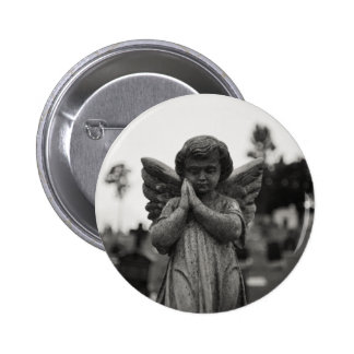 angels pinback button