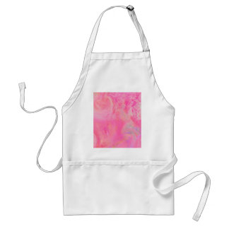 Angels Playground pretty pink abstract / Multiple Adult Apron
