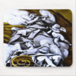 Angels Playing Music Mousepad