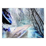 Angel's Reflection Greeting Card
