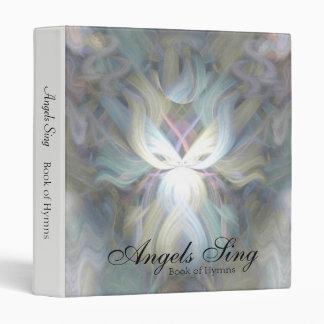 Angels Sing 3 Ring Binder