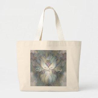 Angels Sing Jumbo Tote Bag