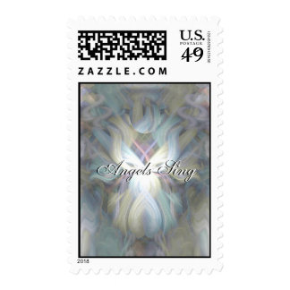 Angels Sing Stamps