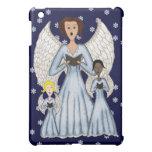 Angels Singing Carols iPad Mini Cases