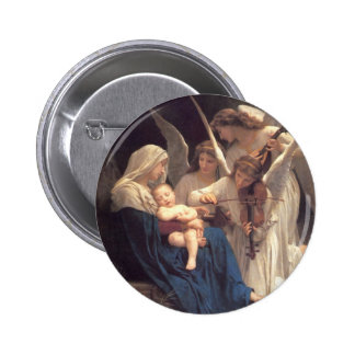 Angel's Song to Jesus Pin