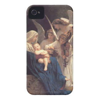Angel's Song to Jesus Case-Mate iPhone 4 Cases