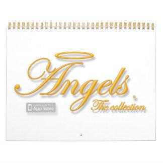 Angels, The Collection Callendar 2 Wall Calendar