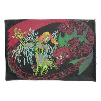 Angels vs. Dragons prt 2 Pillowcase