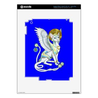 Angels Walk on 4 Paws iPad 3 Skin V.2