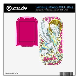 Angels Walk On 4 Paws Samsung Intensity Skin