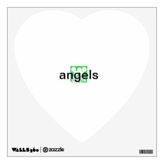 Angels Wall Sticker