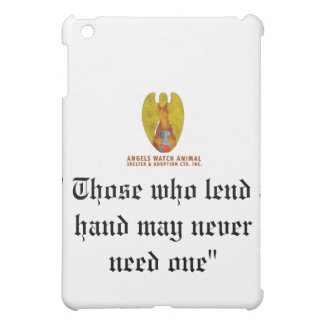 Angels Watch Animal Shelter Case For The iPad Mini