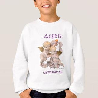Angels Watch Over Me Sweatshirt