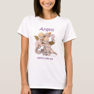 Angels Watch Over Me T-Shirt