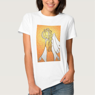 Angels watching over me t-shirt
