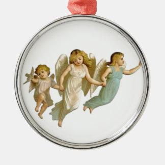 Angel's Way Ceramic Ornament