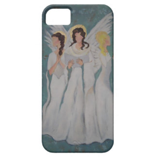 Angels we have heard on High painting by bbillips iPhone 5 Cases
