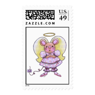 Angels We Have Heard on High Postage Stamps
