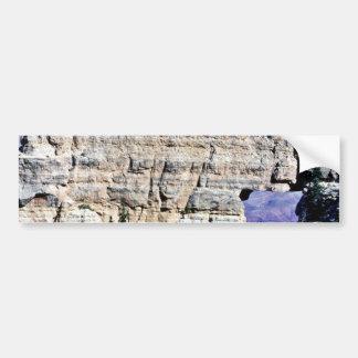 Angel's Window - Grand Canyon National Park Car Bumper Sticker