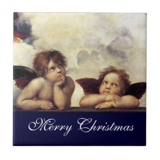 ANGELS / Winged Cherubs Tile