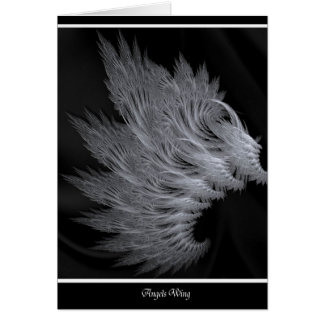 Angels Wings Friendship Card