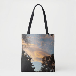 Angel's Wings Tote Bag