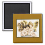 Angels with Butterfly Wings Magnets
