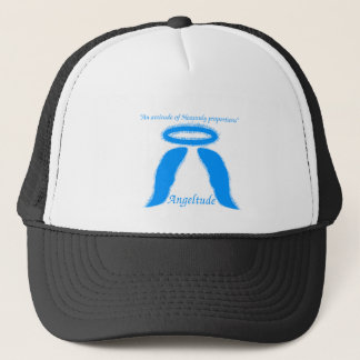 "Angeltue ""An attitude of Heavenly Proportions"" Trucker Hat"