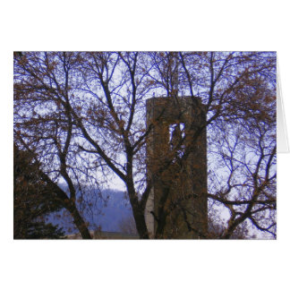 Angelus bell tower card