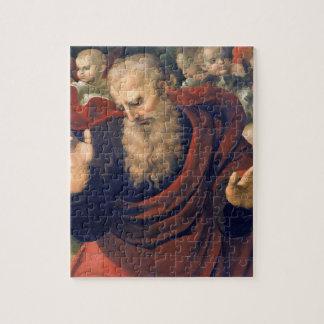 ángelus del eterno e de Raffaello Sanzio DA Urbino Puzzles Con Fotos