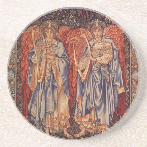 Ángelus Laudantes, ángeles del vintage de Burne Posavaso Para Bebida